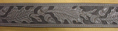 Hand Tooled Belt