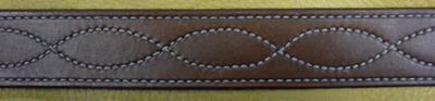 Saddle Stitched Belt