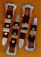 Ranger Belt Buckle Sets