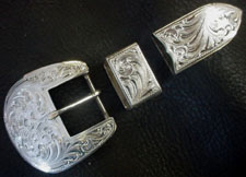 Hers One Inch Buckle Set