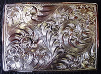 New! - Dress Belt Buckle